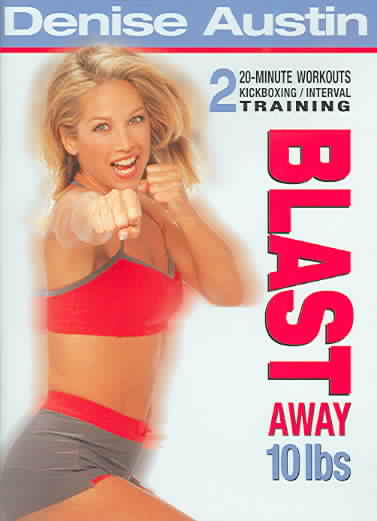 BLAST AWAY 10LBS BY AUSTIN,DENISE (DVD)