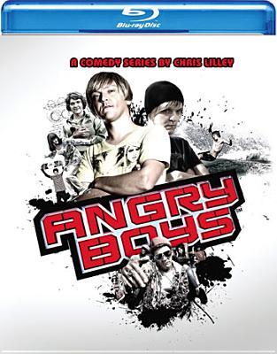 ANGRY BOYS BY LILLEY,CHRIS (Blu-Ray)
