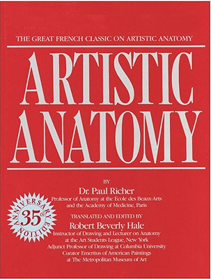 Artistic Anatomy By Richer, Paul